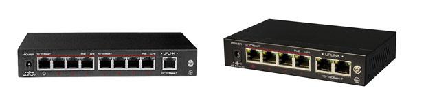 коммутаторы LTV NSF-0604 60 и LTV NSF-0908 120
