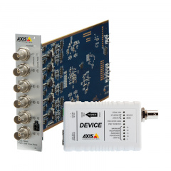 AXIS T8646 POE+ OVER COAX BLADE KIT, блейд-комплект